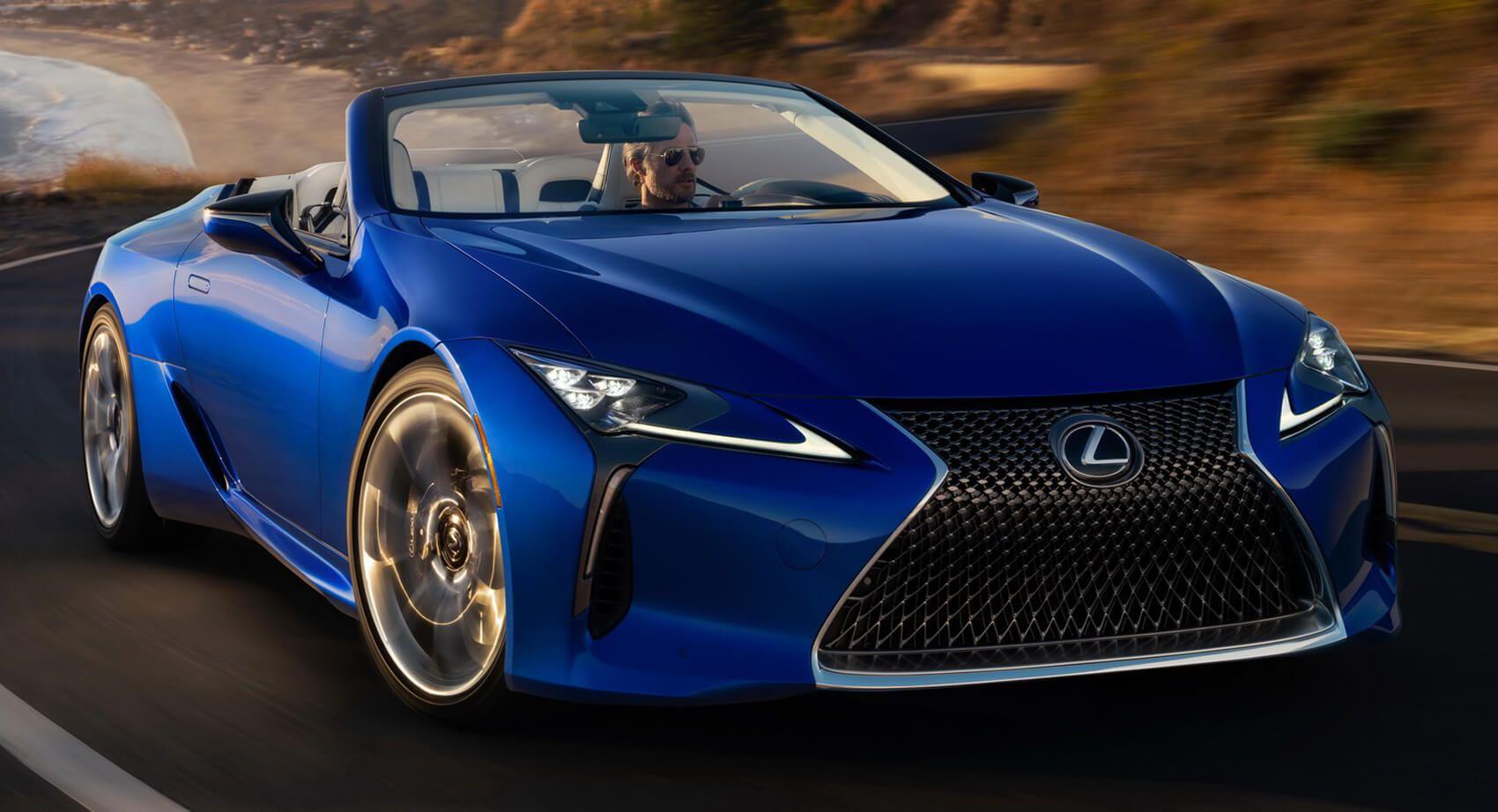 2021 Lexus Lc500 Convertible Inspiration Series Vin 01 Sells For 2 Million Auction Lexus Lexuslc Cars Carsofinstagram Carporn Carlifes Lexus Lc Convertible Latest Cars