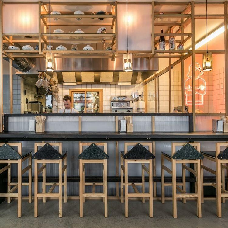 Slurp Ramen   #barlbycarlsson #retaildesign #interiordesign #design