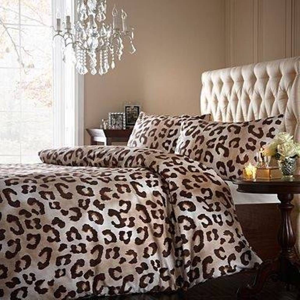 Leopardenmuster Bettwäsche Bedroom Sophisticated Animal Print Bedroom Ideas Animal Print