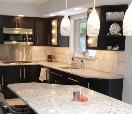 Kitchen in Lansdale, PA. Designed by LA Kitchens Baths in ...