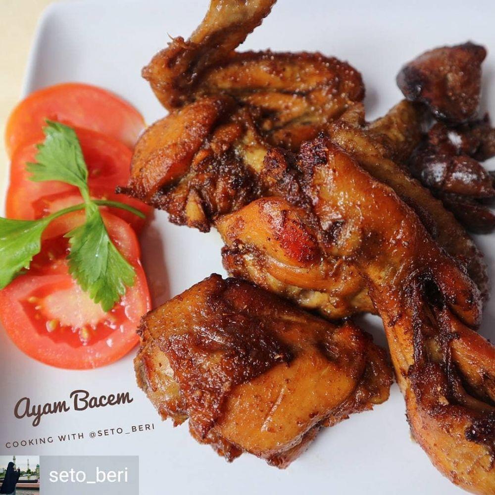 Resep Aneka Bacem Instagram Dhina Kesumawati Foodishpedia Resep Masakan Resep Resep Sederhana