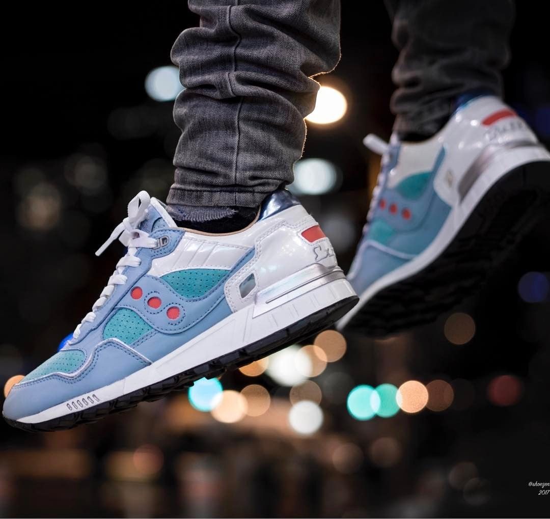 Saucony x Extra Butter Shadow 5000 'For The People'