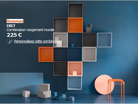 Album - 23 - EKET, la nouvelle gamme de chez IKEA | Walls