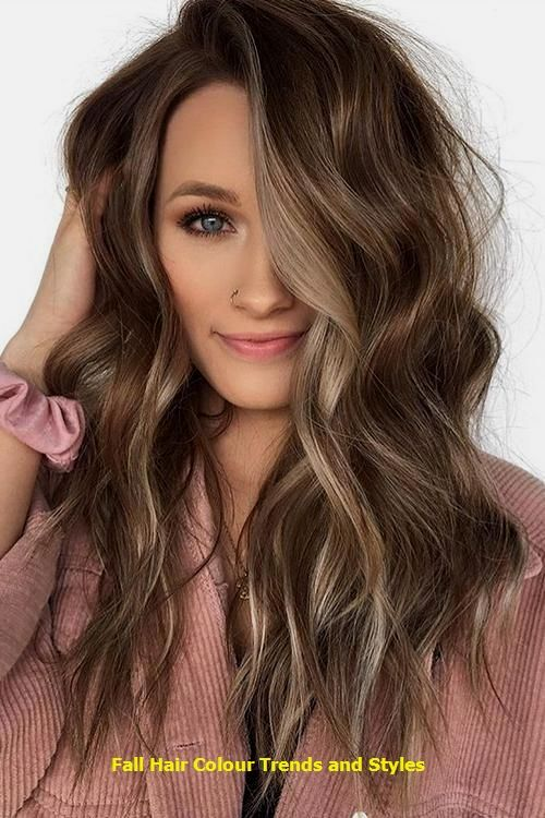 #fallhaircolorforbrunettes