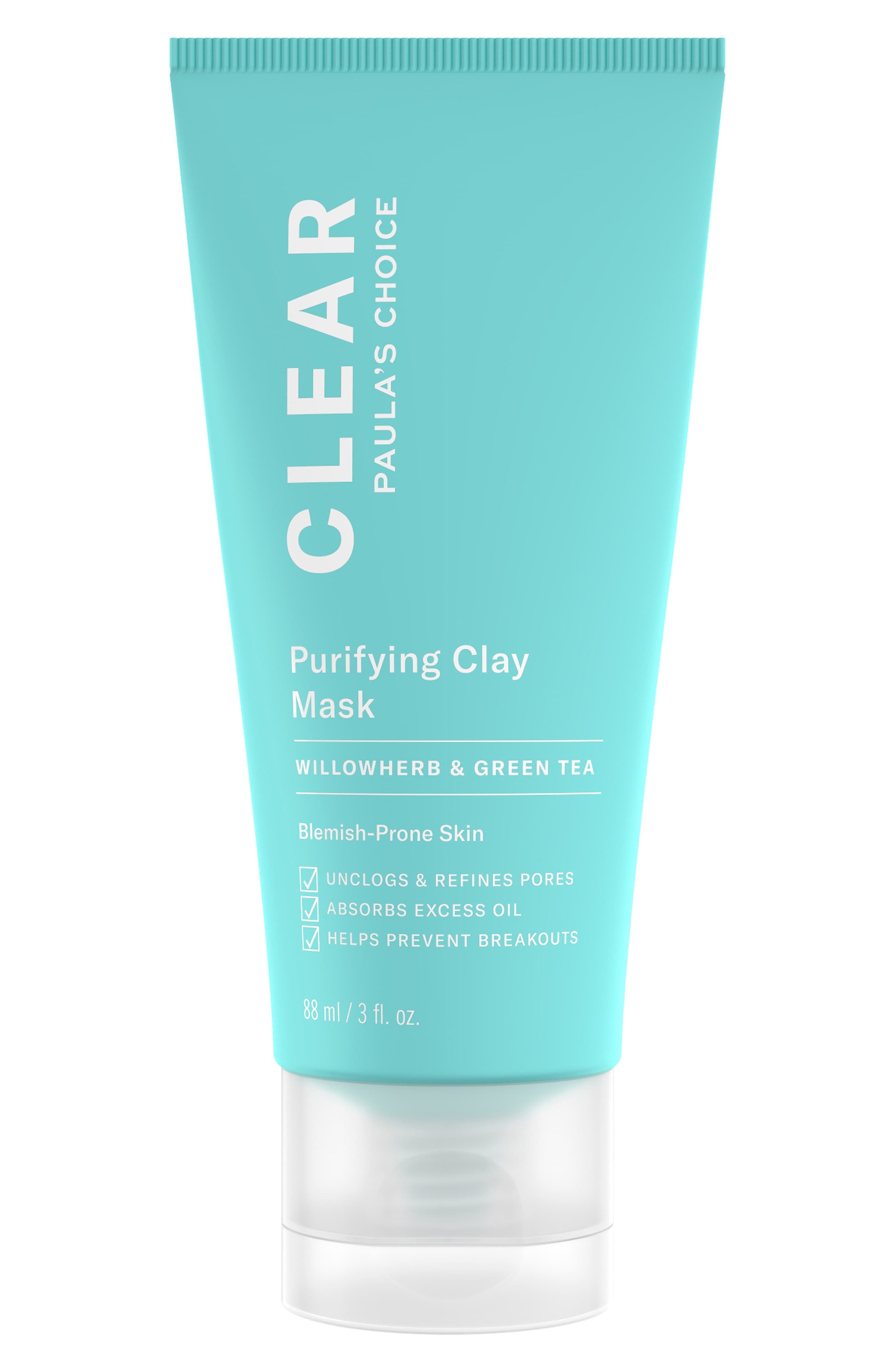 Paula's Choice Clear Purifying Clay Mask in 2020 Face