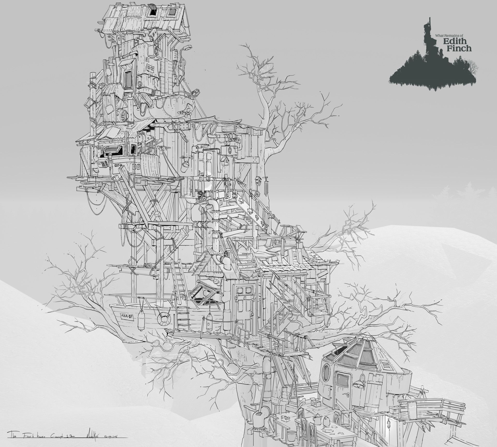62 Best What Remains Of Edith Finch Images Life Is Strange