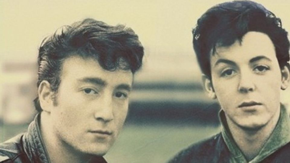 PAUL ON THE RUN John And Pauls Friendship Becomes A Musical Data