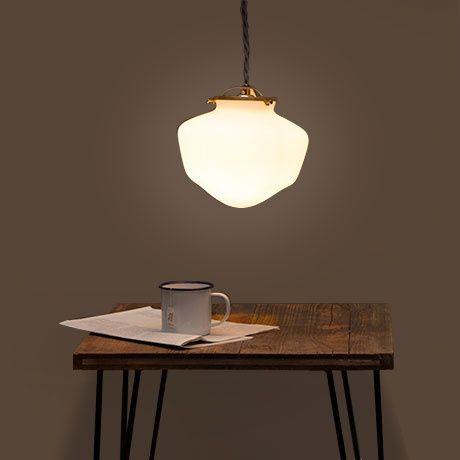 Girard Brass Lamp by Manhattan Project | MONOQI