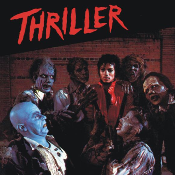 Michal Jacksons Thriller Michael Jackson Thriller Michael Jackson Thriller