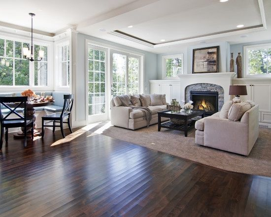 Cape Cod Inspired Design Pictures Remodel Decor And Ideas Hearth Room Home Family Room
