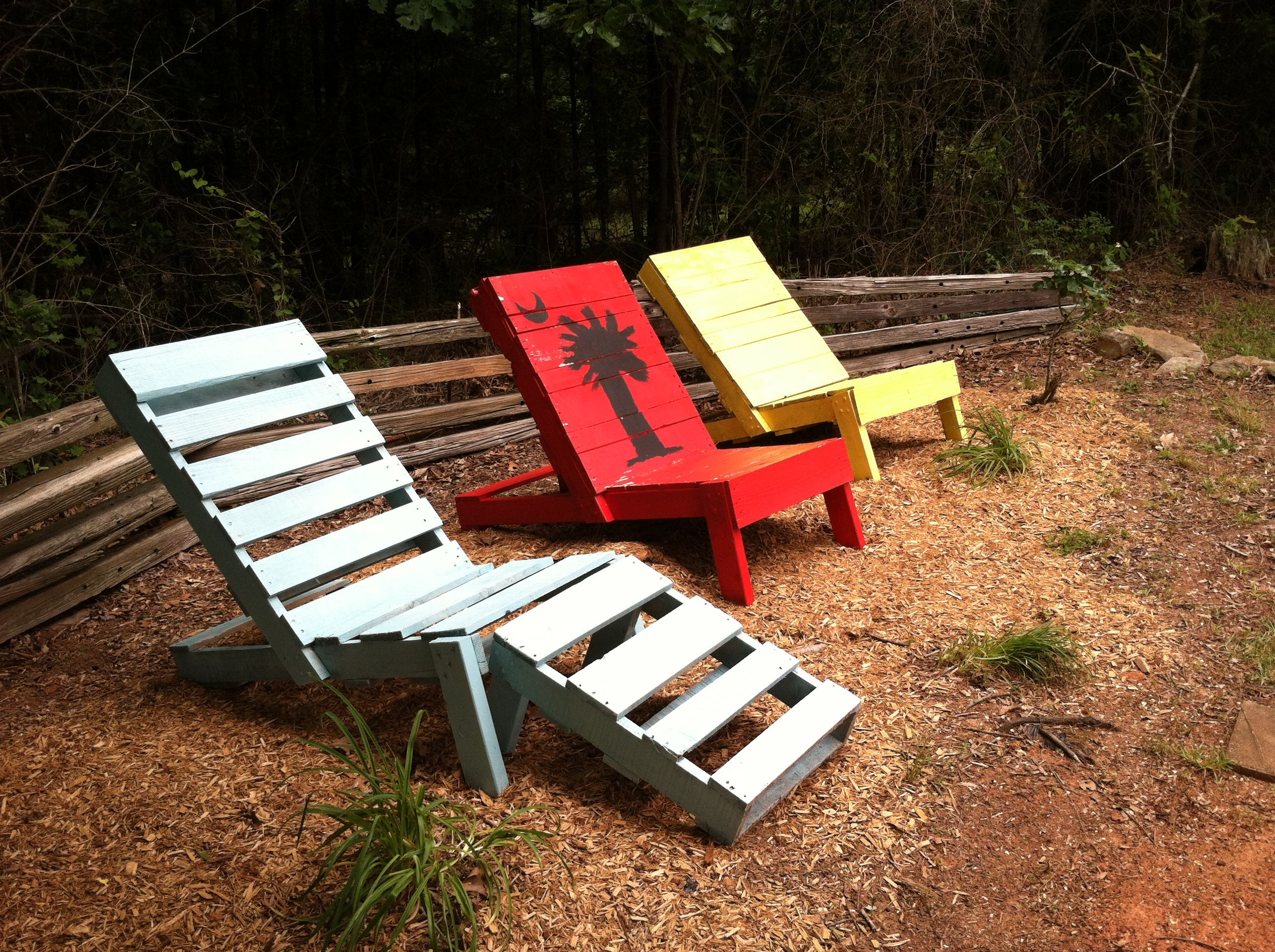 Pallet.chairs