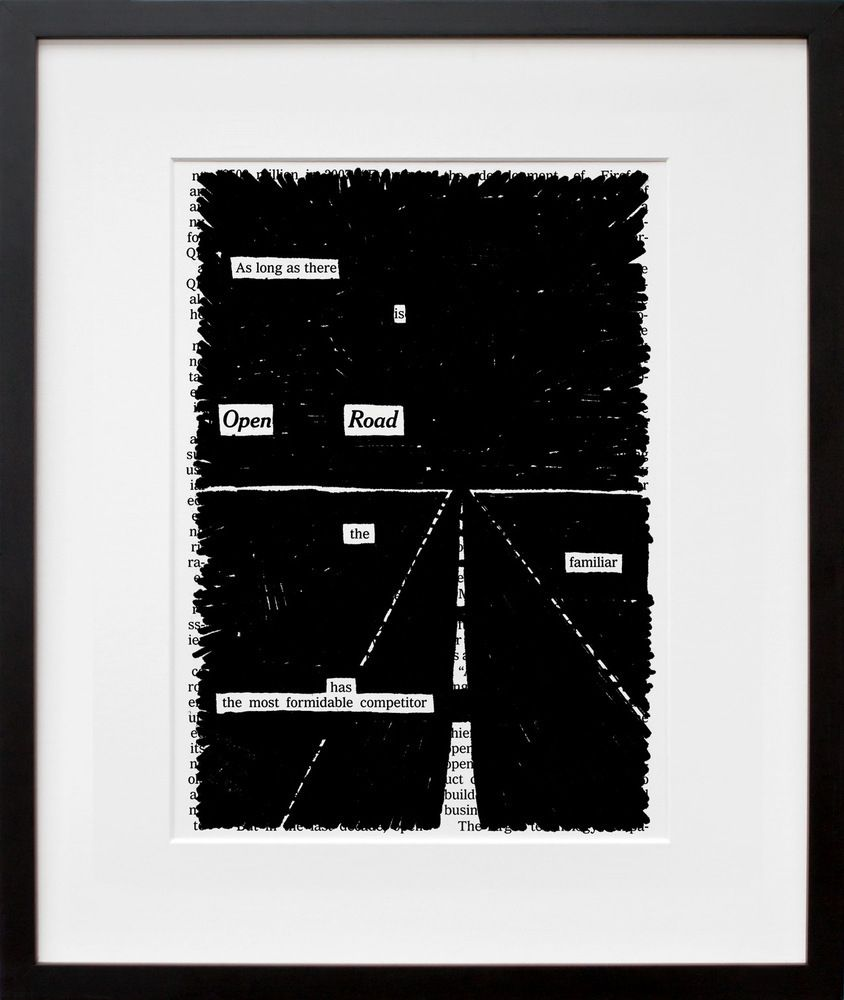 blackout poetry artsy blackout poetry poetry art poetry. Black Bedroom Furniture Sets. Home Design Ideas