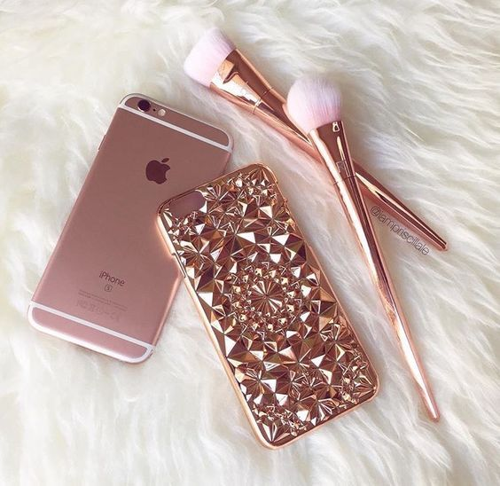 rose gold inspired magical