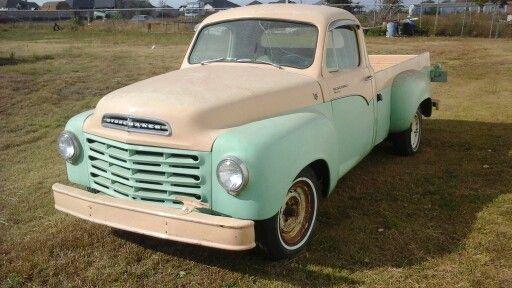 1958 studebaker  Scotsman pickup