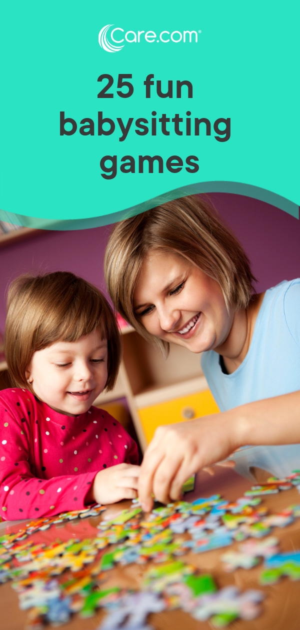 25 Fun Babysitting Games To Play On The Job Babysitting Games Babysitting Fun Games For Kids