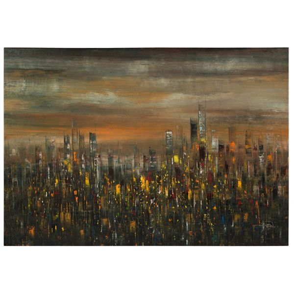John Richard Jinlu'S City At Night