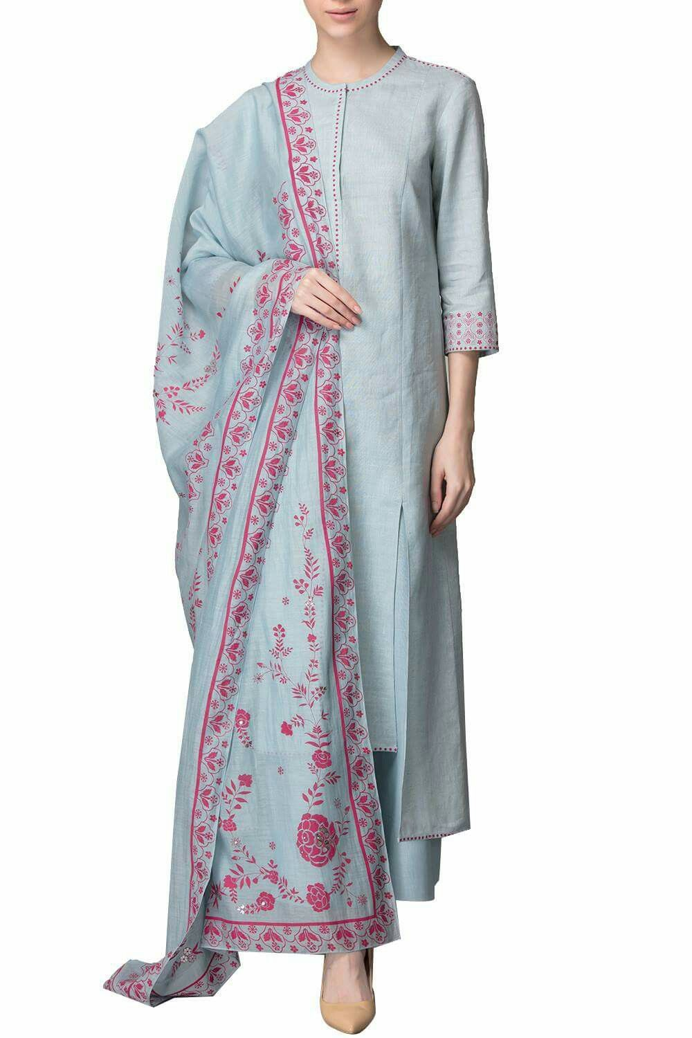 Pin by gauri on Palazzo Pants | Pinterest | Indian wear, Ethnic and ...