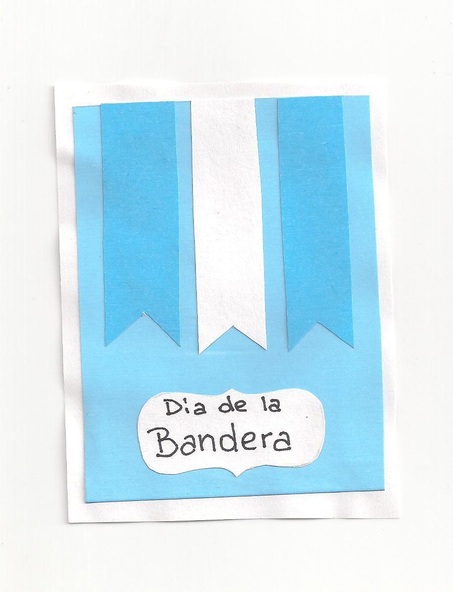 20 De Junio Día De La Bandera Bandera Argentina Y