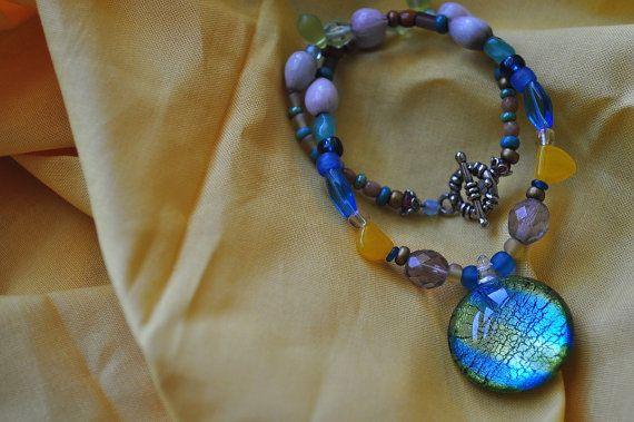 Gypsy Medallion by ShadesofAugust on Etsy, $15.00