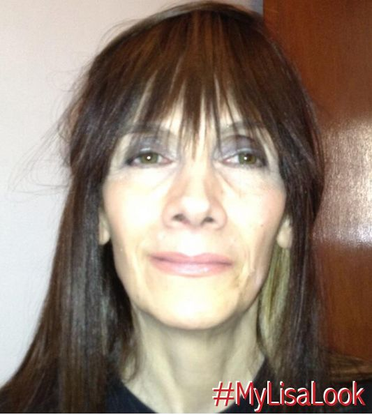 jadepolly recreating my 'Quick Smokey Eye' Tutorial http://www.lisaeldridge.com/video/1778/quick-smokey-eye/ #MyLisaLook