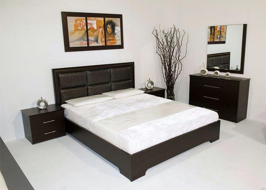 Chambre a coucher en bois blanc achat 2014 pinterest for Achat chambre a coucher