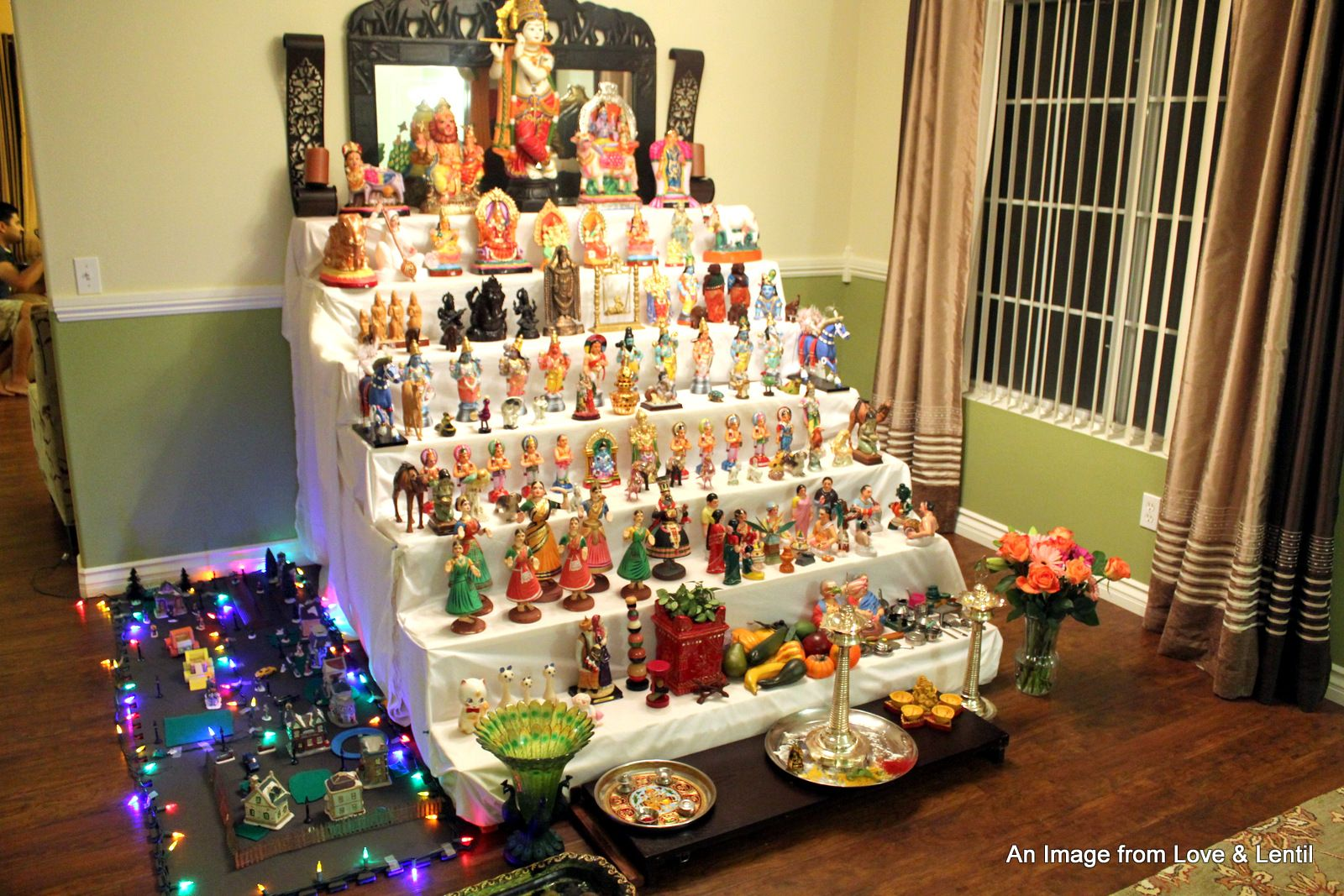 Golu Theme Ideas And Decoration Part - 47: JPG 1,600×1,067 Pixels | Indian Festivals Decorations And Recipes |  Pinterest | Festival Decorations
