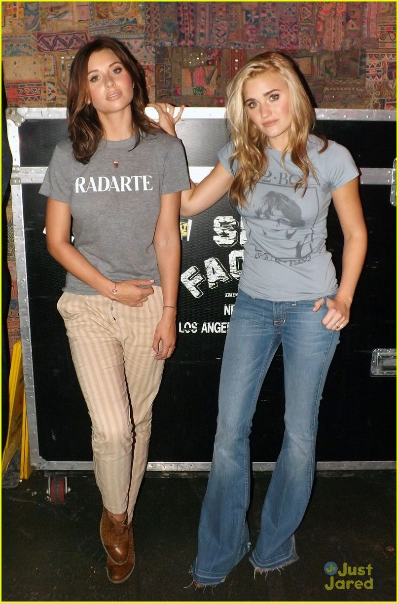 Aly and aj michalka accept