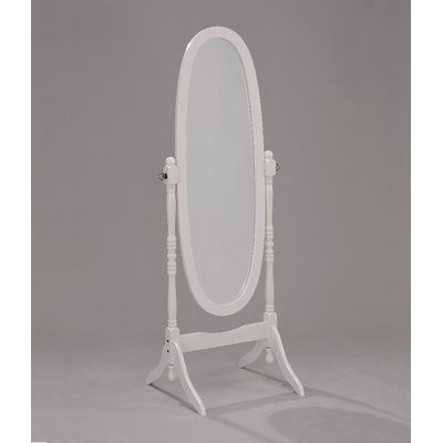 Charlton Home Robby Traditional Cheval Mirror Cheval Mirror