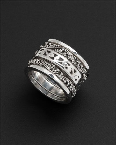neat stack ring