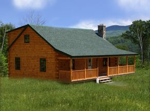 Love This Log Cabin KIT Only $59,000 To $65,000 Doesnu0027t Come With Anything.