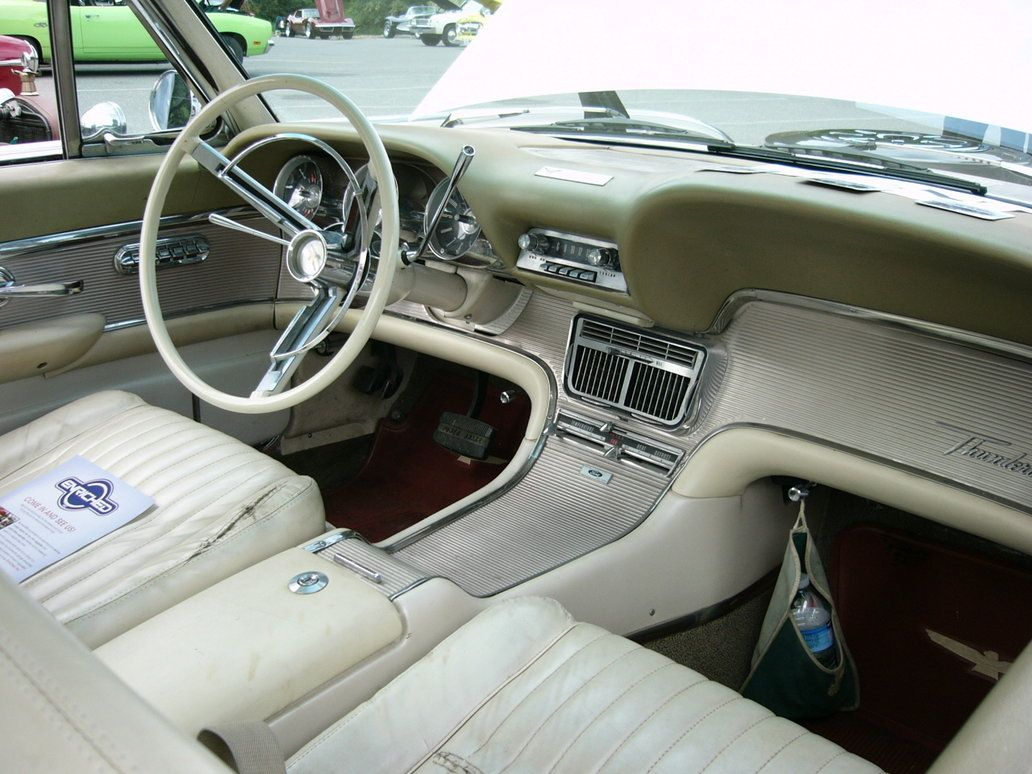 1962 thunderbird owners manual - Google Search