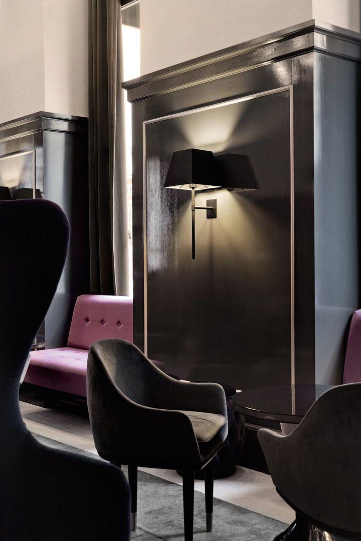 "COPENHAGEN Denmark | Balthazar Champagne Bar | Hotel d""Angleterre | #copenhagen #hotelbar"
