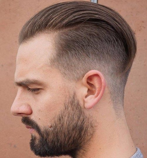 40 Funky Men\u0027s Undercut Hairstyles and Haircuts