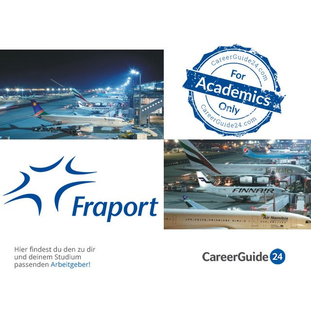 Fraport Ag Karriere