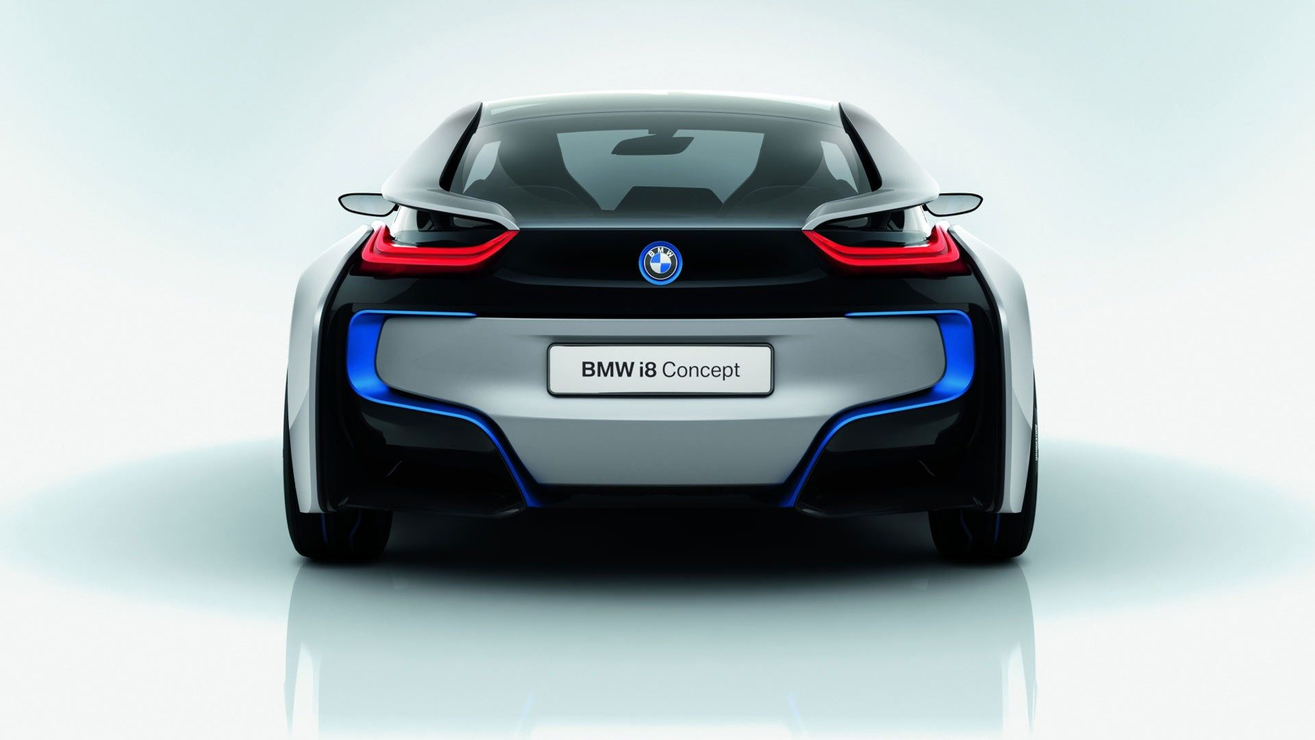 Free bmw i8 image Queen Black