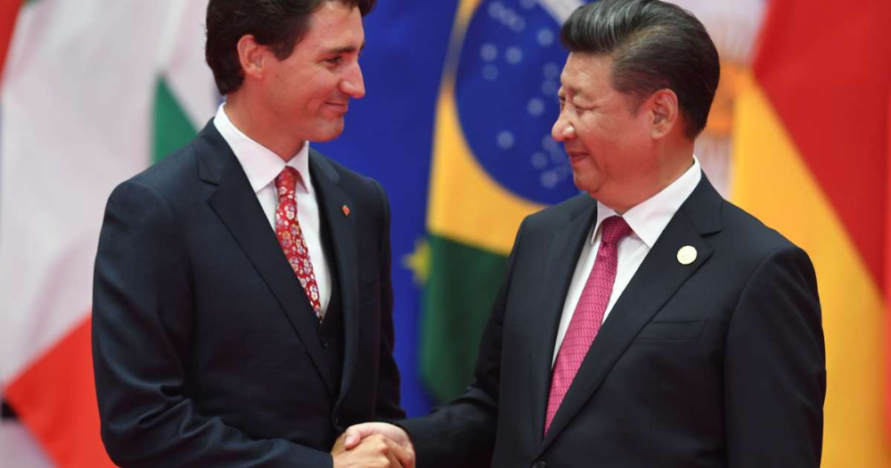 Canada is being bullied by China. Here's how it can shut