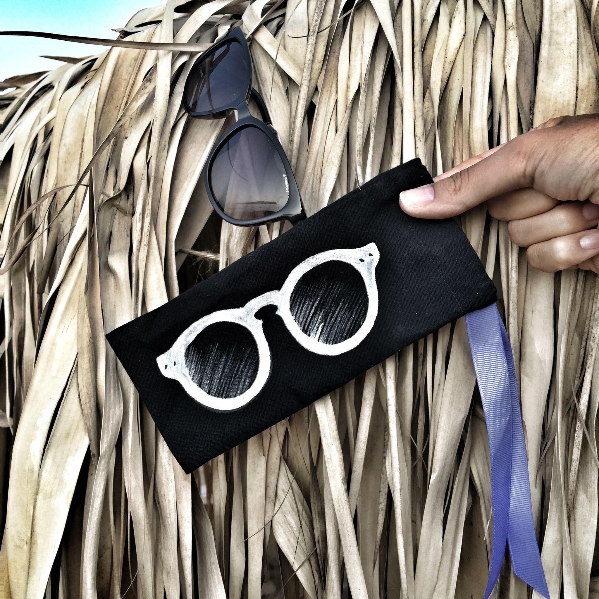 Sunglasses case | sunglasses women | sunglasses holder | sunglasses organizer | sunglasses wedding favor | eyeglasses case | round eyeglasses | mens eyeglasses | mens vintage eyeglasses