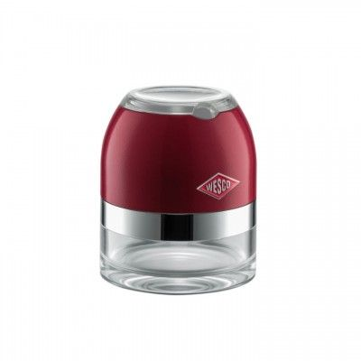 Stay sweet with our Wesco Sugar Bowl in Ruby Red! #wesco