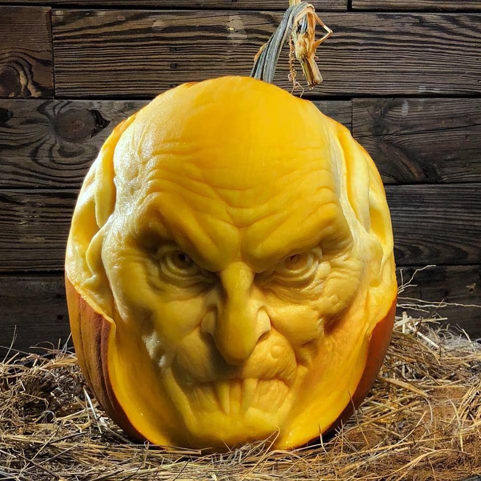 Pin Van Dhmhtrhs Ratsos Op Halloween Pompoen