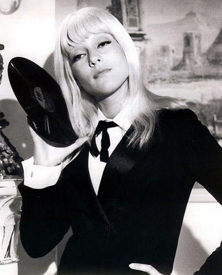 Sylvie Vartan, record girl