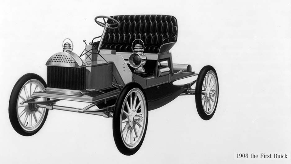 1903 Buick - The FIRST Buick | Motor Vehicles 1900-1920 ...
