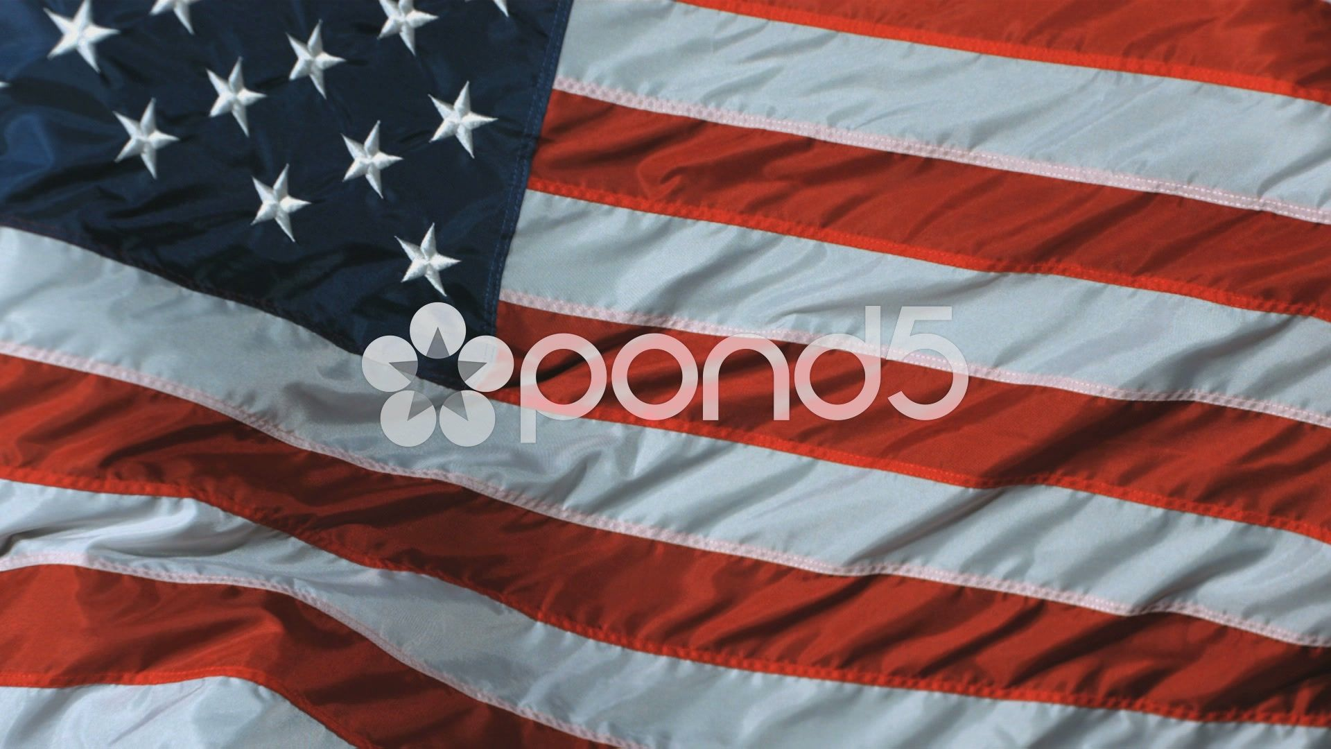 American flag in slow motion Stock Footage,slowflag