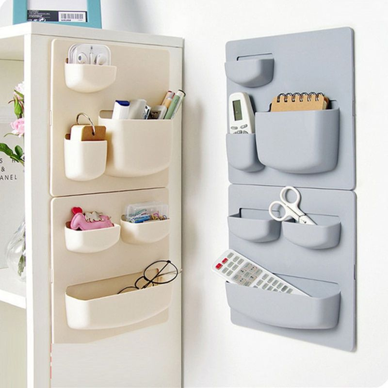 quality design c429f 034a9 Door and Wall Shelf Kitchen Storage Organizer | Lovely Items ...