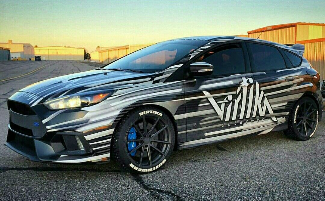 Ford Focus Rs Wrap Ford Focus St Ford Focus Ford Focus Rs