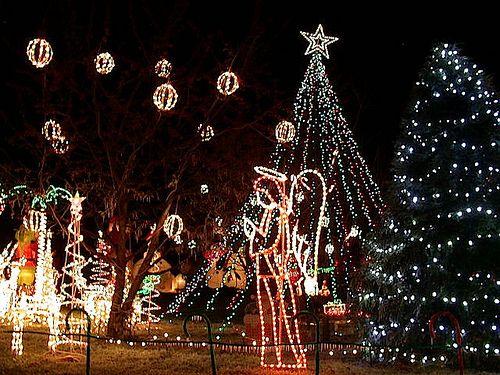 Garden In New Jersey Christmas Lights Light Up Outdoor Lighting Fairy