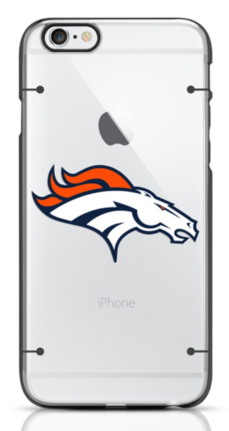 Denver Broncos iPhone 6 Ice Case