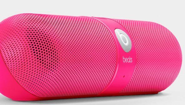 Beats Pill Neon Pink