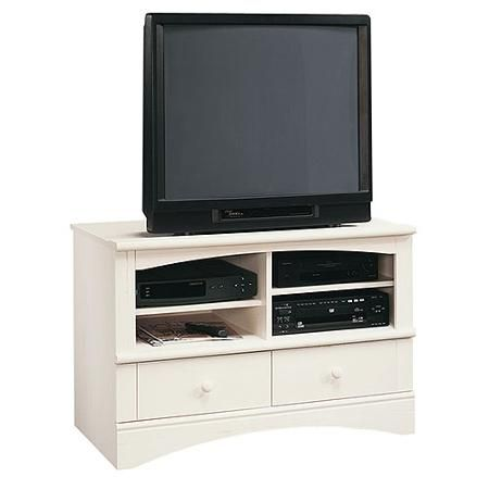 Sauder Harbor View Tv Stand For Tvs Up To 41 Universal Tv