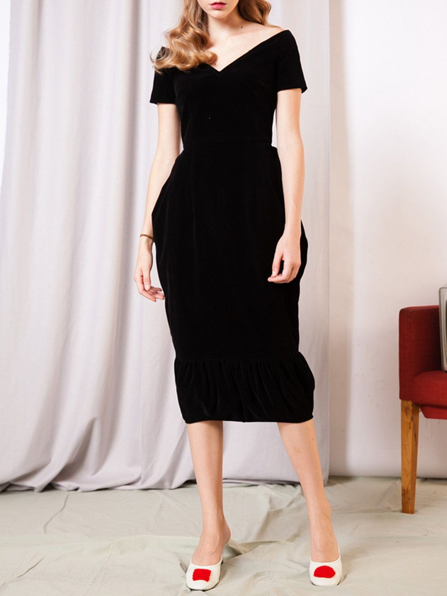 c462544f0975 A Comprehensive Guide to Little Black Dress of All Time | Fashion ...