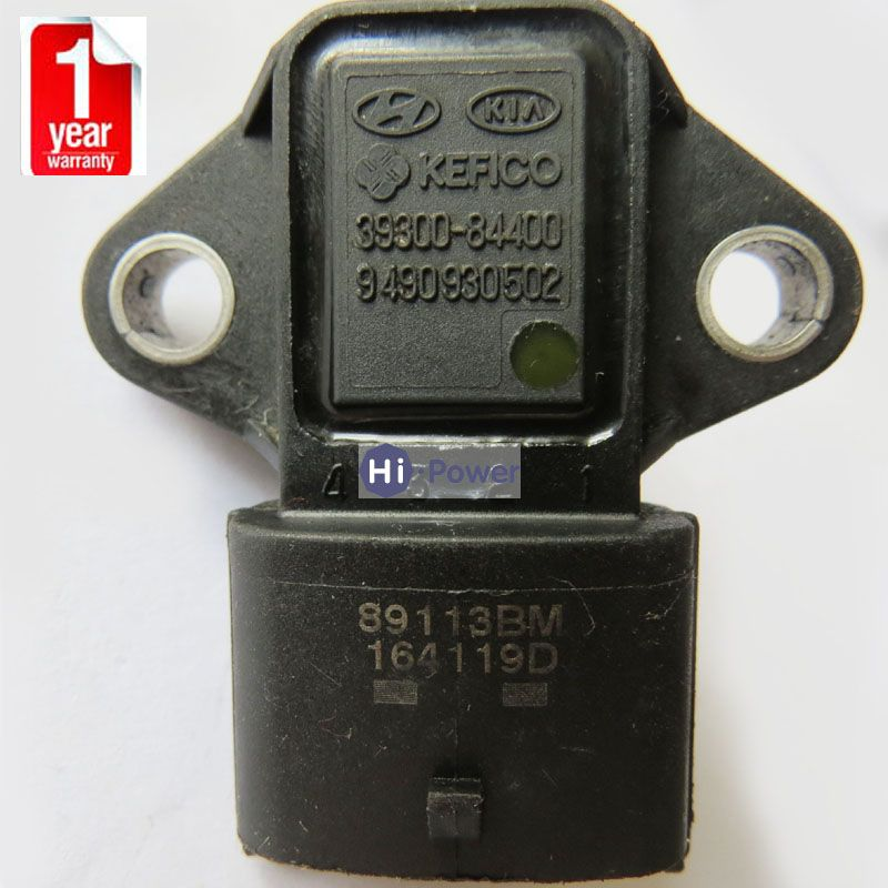 4 pins Map sensor For HYUNDAI KIA 3930084400 3930084400